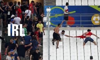 IRL: June 13, 2016   Hooliganism Mars Euro 2016, Deadliest Shooting in U.S. History & Other News