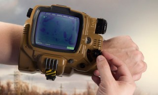 ThinkGeek's New Fallout Pip-Boy Is Actually a Functional Smartwatch