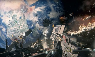 'Call of Duty: Infinite Warfare' Gameplay Trailer Showcases Zero Gravity Combat
