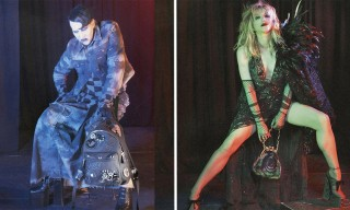 Marc Jacobs Recruits Marilyn Manson and Courtney Love for FW16