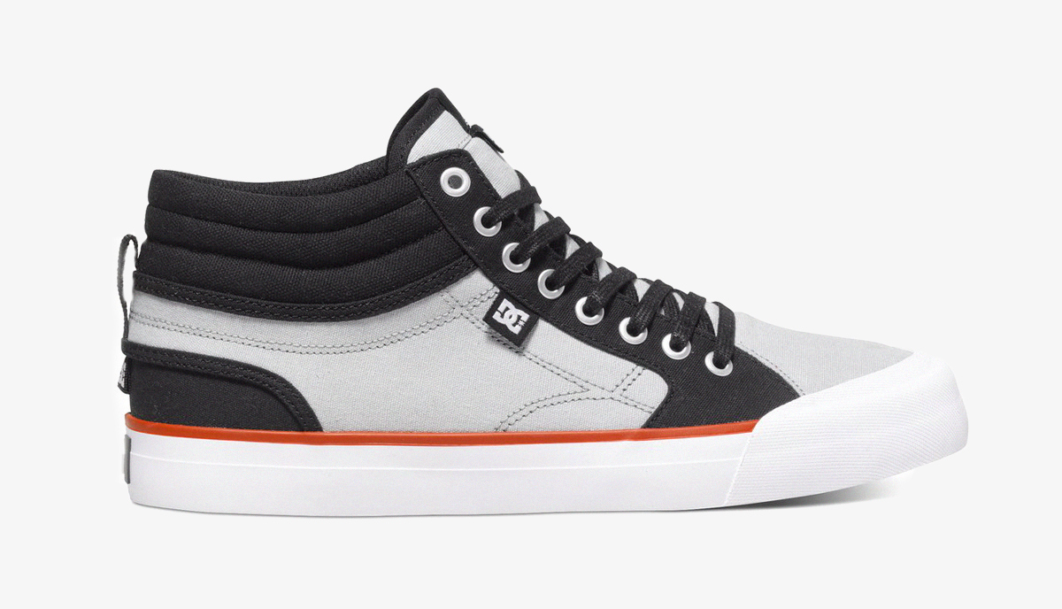 Skate shoes ankle support - While We Re On The Topic Of Ankle Support Let S Move On To Another High Top Here Is The Evan Smith Signature Pro Model By Dc