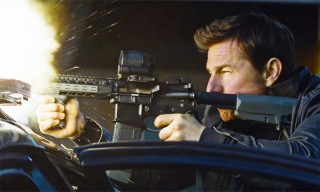Tom Cruise Is the Ultimate Badass in New 'Jack Reacher: Never Go Back' Trailer