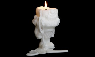 Mister Melty Candle Will Melt Your Heart & All Over Your Table
