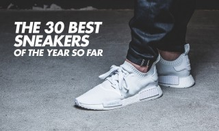The 30 Best Sneakers of the Year (So Far)