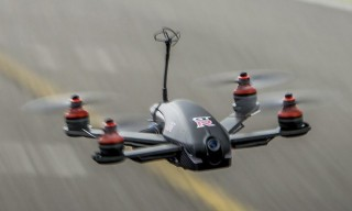 Nissan's GT-R Drone Goes 0-62 MPH in 1.3 Seconds
