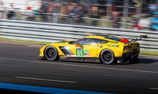 This is What It's Like to Drive a Corvette Z06 to 24 Hours of Le Mans