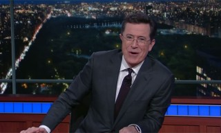 Watch Stephen Colbert Destroy the Upcoming Olympics