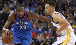 Kevin Durant Is Joining the Splash Brothers & the Golden State Warriors