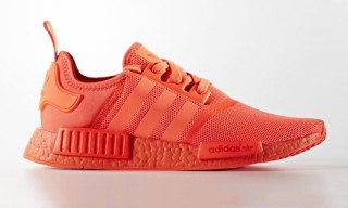 "adidas Gives off ""Red October"" Vibes With ""Solar Red"" NMD R1"
