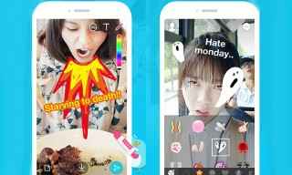 This App Is a Blatant Snapchat Copy and It's Taking Over Asia