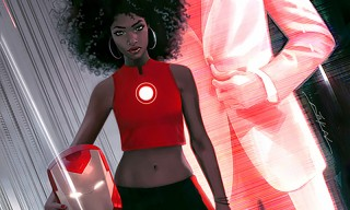 Marvel's New Iron Man Is a 15-Year-Old Black Girl Named Riri Williams