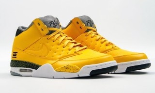 """Custom Nike Air Flight '89 """"Tokyo"""" Takes You Straight to the Land of the Rising Sun"""