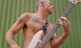 Fender & Flea Unveil Stunning Signature Jazz Bass