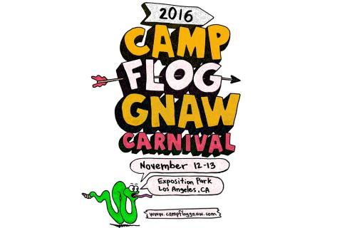 Camp Flog Gnaw Carnival November 12