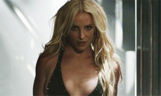 "Britney Spears Strips Down for Sexy ""Private Show"" Teaser"
