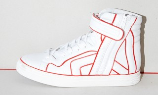 Pierre Hardy's New Match Sneakers Evoke a '70s Tennis Aesthetic