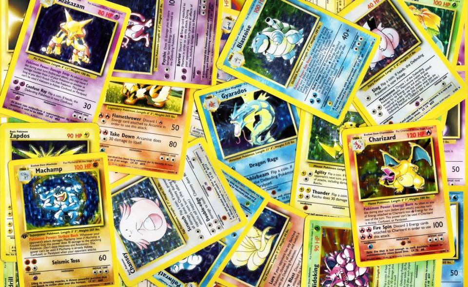 Image result for Pokemon Cards