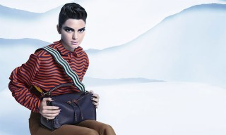 Karl Lagerfeld Shot Kendall Jenner for Fendi and the Outcome Is Rather Bizarre