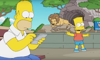 Homer Simpson Plays 'Pokémon Go' in This Hilarious New Spoof