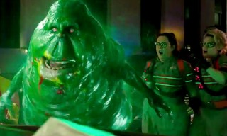 'Ghostbusters' Explains the Untold Backstory of Slimer