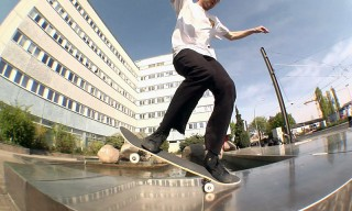 The German Converse Cons Skate Team Shreds Berlin in New Skate Video