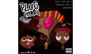 """Desiigner Hops on a Remix of Rich the Kid's """"Plug Callin"""""""