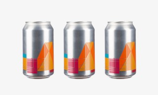 Peter Saville & Tate Design Studio Have Created a Beer Can