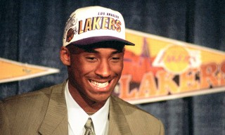 Kobe Bryant Pens Letter to His 17-Year-Old Self