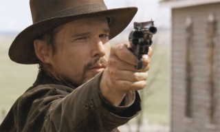 'In a Valley of Violence' Stars Ethan Hawke vs. John Travolta in an Old West Showdown