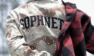 SOPHNET Debuts FW16 Collection With New Video Lookbook