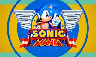 'Sonic Mania' and 'Project Sonic' Celebrate 25 Years of Sonic in 2017