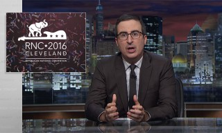 Watch John Oliver Destroy Trump & the RNC