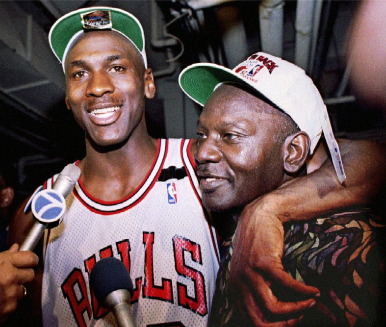 Father was murdered - facts about michael jordan