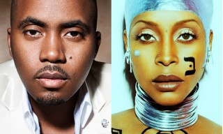 "Nas & Erykah Badu Just Released New Song ""This Bitter Land"""