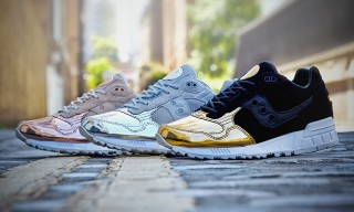 "OFFSPRING & Saucony Celebrate '96 Olympics With Shadow 5000 ""Medal"" Pack"