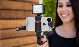 olloclip Debuts New Grip to Improve Your Mobile Videography