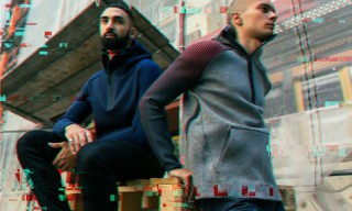 Our Nike Tech Pack Editorial Blurs the Lines Between Sportswear & Streetwear