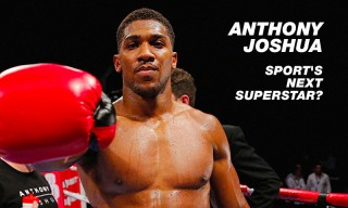 Why Anthony Joshua Could Be Sport's Next Superstar