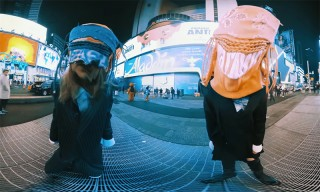 ALYX Unveils Trippy 360-Degree Fashion Film Shot in Times Square