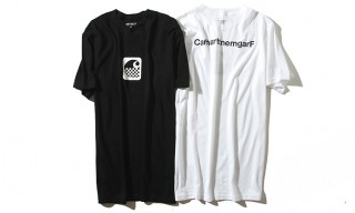 Carhartt Teams up With fragment design for Limited Tee Collection