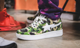 A Bathing Ape's BAPE STA Will Always Be a Streetwear Icon, Here's Why