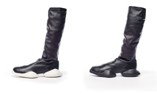 adidas x Rick Owens FW16 Is as Wild as Shoes Get