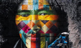 This Might be the Largest Mural Ever Created by a Single Person