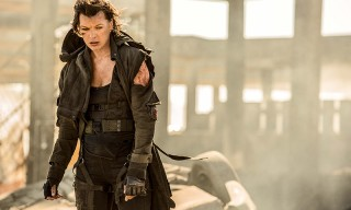 'Resident Evil: The Final Chapter' Gets Explosive First Trailer