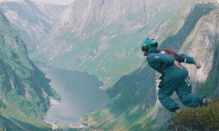 """Valley of God"" Puts You in the Mind of a BASE Jumper"