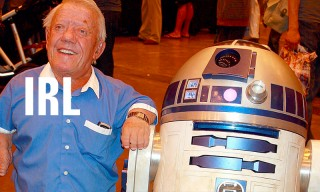 IRL: August 15, 2016 | The Actor That Played R2-D2 Dies & Other News