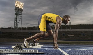 Usain Bolt Reveals His Fantasy Relay Team & When He's Hanging up His Spikes