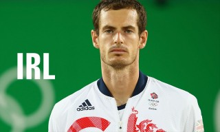 IRL: August 16, 2016 | Andy Murray Makes TV Presenter Look Like a Sexist Buffoon & Other News