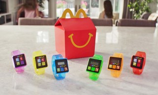 McDonald's Is Handing out Activity Trackers for Kids to Burn off Chicken Nuggets
