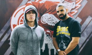 Drake Brings out Eminem at Detroit 'Summer Sixteen' Show